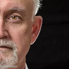 Portrait Half head shot D. Walsh